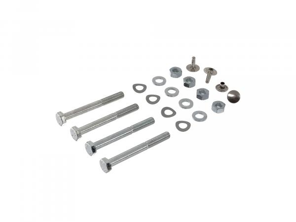 Set: Hexagonal bolts for front fender/ mudguard S50, S51, S70