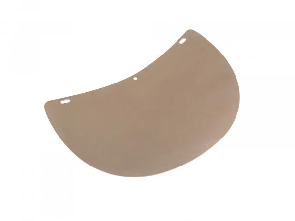 Rubber - mud flap, splash guard, ivory - Simson SR2