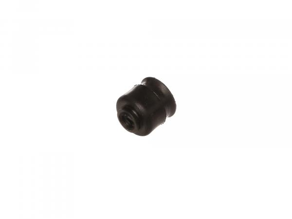 Rubber grommet bottom for plug-in connection of speedometer shaft suitable for AWO