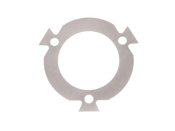 Sicherungsblech für Kettenrad an Hinterradnabe (Innendurchmesser 46mm) - für IWL Pitty, SR56 Wiesel, SR59 Berlin