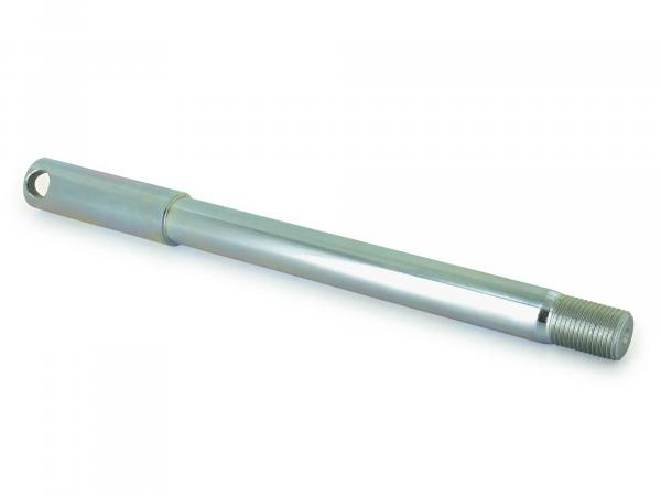 thru axle, front, suitable for AWO 425S