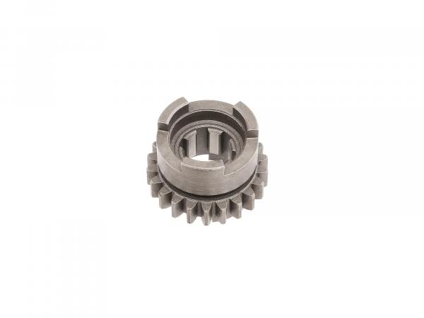 gear wheel 1st and 2nd gear (22 teeth) - for MZ ETZ125, ETZ150