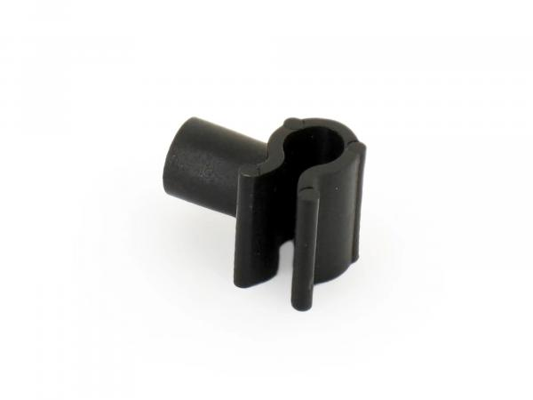 Cable and hose holder for approx. Ø4mm cross-section