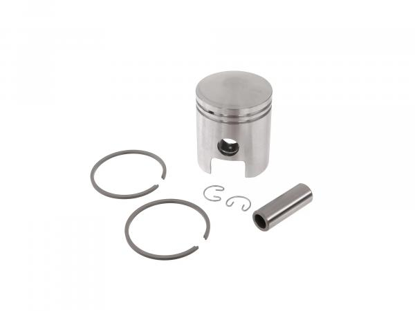 Piston for cylinder Ø53,50 - for MZ TS125, ES125, ETS125 - RT125 (15 mm piston pin)