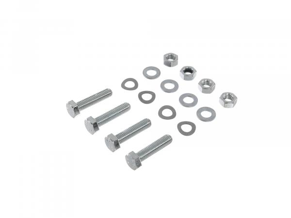 Set: Hexagon screws for rear shock Schwalbe KR51/1 KR51/2