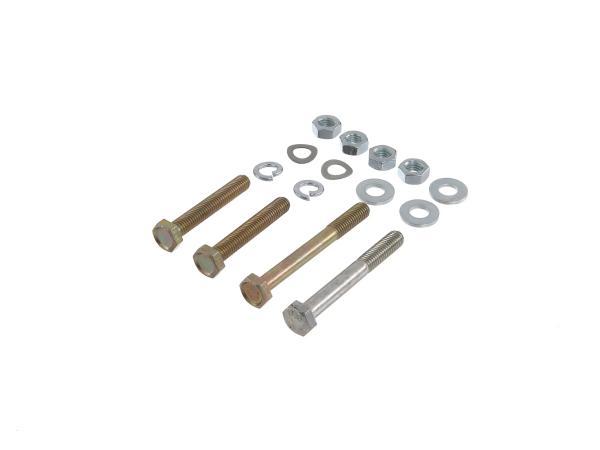 Set: Sechskantschrauben für Federbeine, Stoßdämpfer S50, S51, S70