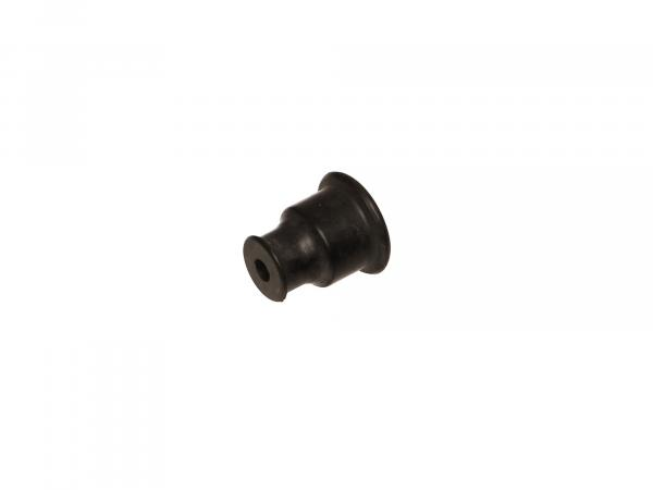 Rubber cap, rain protection cap - black - for Bowden cable - suitable for AWO 425T, 425S, bird series, KR51/1, SR4-2
