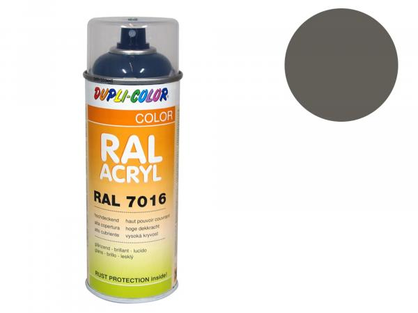10064858 Dupli-Color Acryl-Spray RAL 7039 quarzgrau, glänzend - 400 ml - Bild 1