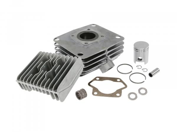 Set: cylinder + piston + head, 50ccm - for Simson S51, SR50