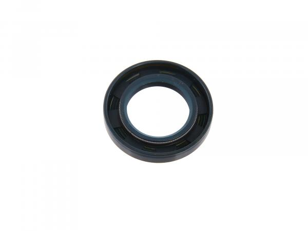 Oil seal 25x42x07, blue - for MZ TS250