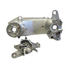 Motorengehäuse und Teile