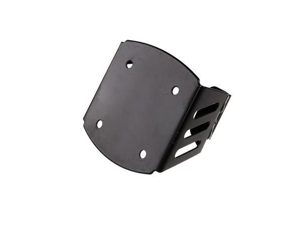 Distanzblech f. Vorderradkotflügel - schwarz pulverbeschichtet - Mokick S53 beta