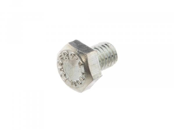 Hexagon head screw M6x8 - DIN933