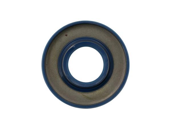 10001988 Wellendichtring 20x47x07, blau - Simson S51, KR51/2 Schwalbe, SR50 - MZ ETZ125, ETZ150 - Bild 1