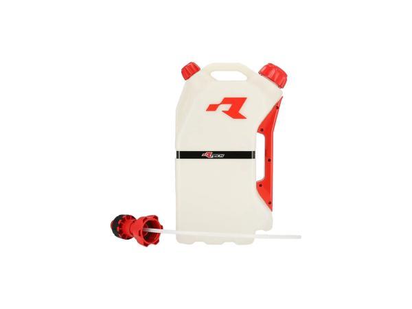 10070179 Rtech Schnelltankkanister Rot 15 Liter - Bild 1