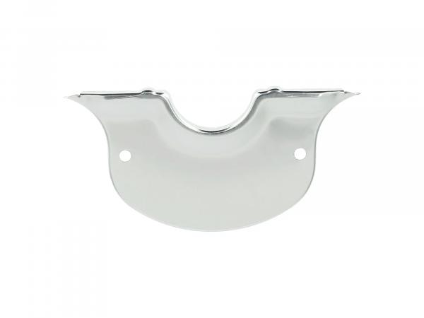 10069605 Armaturenblech Aluminium, neue Ausführung - Simson Schwalbe KR51/1, KR51/2 - Bild 1
