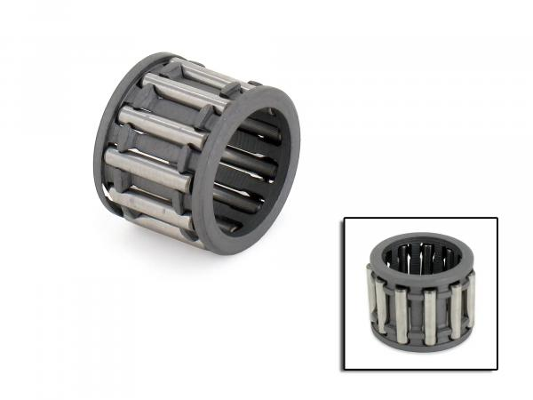 Needle roller bearing Ø12x16x15, wide version for bottom guided crankshafts - Simson S50, S51, KR51 Schwalbe, SR50, S53, SR4-2 Star, SR4-3 Sperber, S
