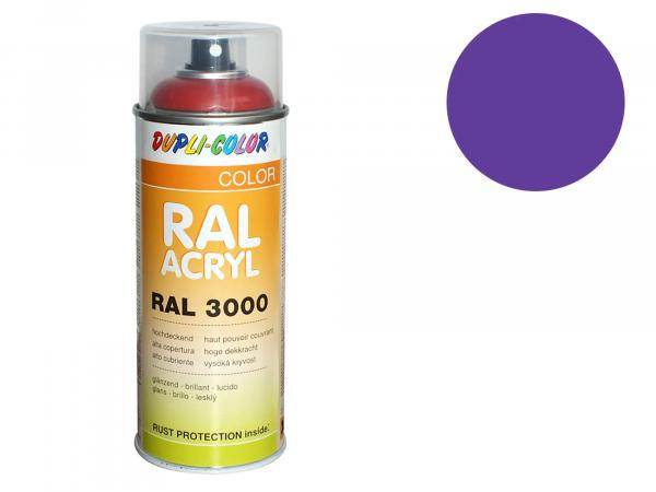 Dupli-Color Acryl-Spray RAL 4005 blaulila, glänzend - 400 ml