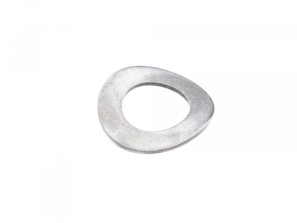 Spring washer B18-Fst-E4J (DIN 137) - corrugated - nickel-plated