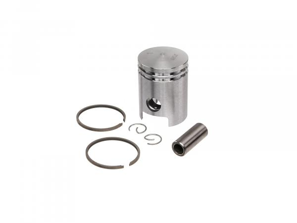 Piston Ø37,98 (surfaces for thrust washers machined) - Simson S51, S53, KR51/2 Schwalbe, SR50
