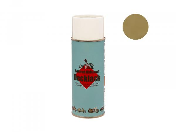 Spray can Leifalit topcoat champagne beige - 400ml