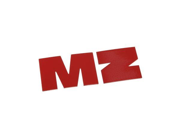 Buchstabe M + Z rot für Tank ETZ alle Typen