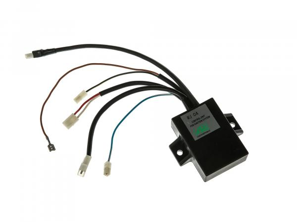 Control unit for ignition VAPE RJ04 (throttling to 45 km/h) - Simson S53