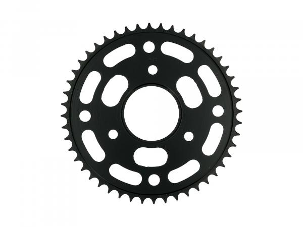 Gear rim - chain wheel 48 teeth - for MZ ES 175, 175/1, 250, 250/1, 300