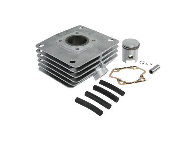 Set: Zylinder + Kolben, 60ccm, abgedrehte Laufbuchse - Simson S53