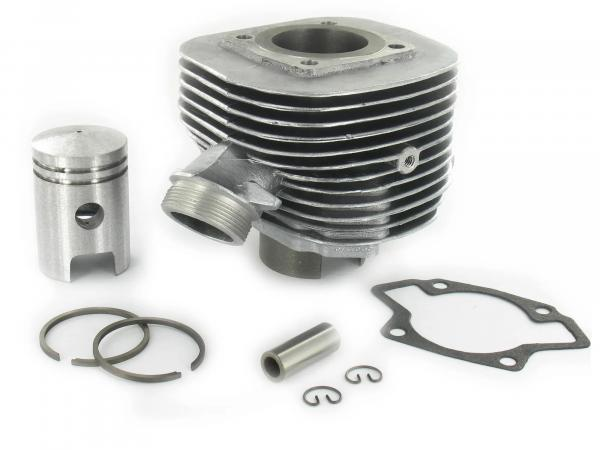 Set: cylinder with piston, 50ccm - Simson KR51/1 Schwalbe, SR4-2 Star, SR4-4 Habicht