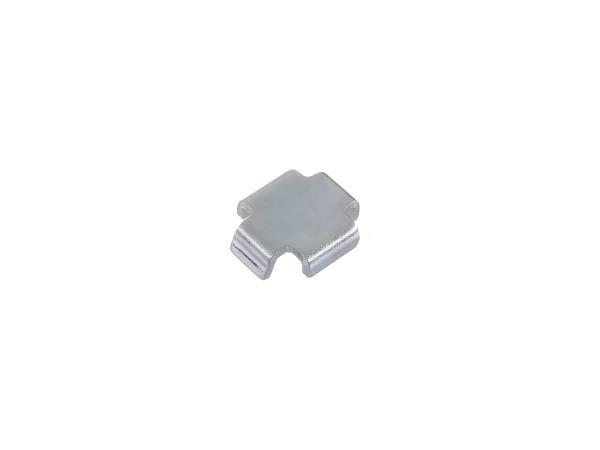 10000623 Bremsbackenzwischenlage 2,0 mm Simson S51, S50, SR50, Schwalbe KR51, SR4 - Bild 1