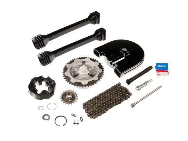 Hinterrad-Antrieb komplett ETZ 250
