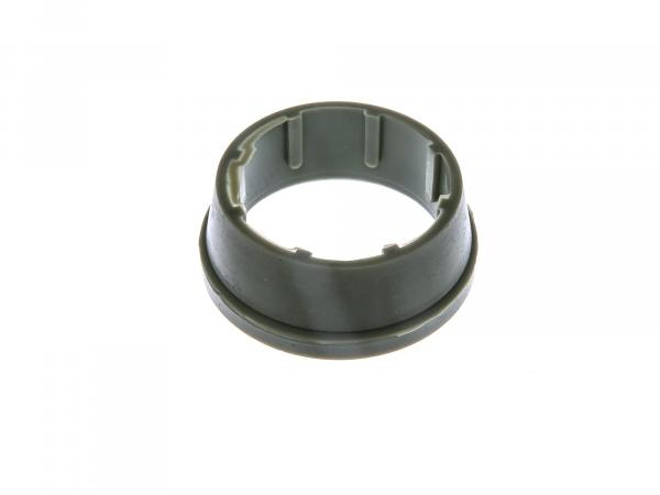 Rubber - horn retaining ring, grey - Simson KR51 Schwalbe, SR4-1 Spatz, SR4-2 Star, SR4-3 Sperber, SR4-4 Habicht, Duo 4