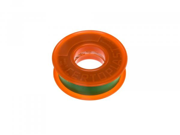 Green insulating tape