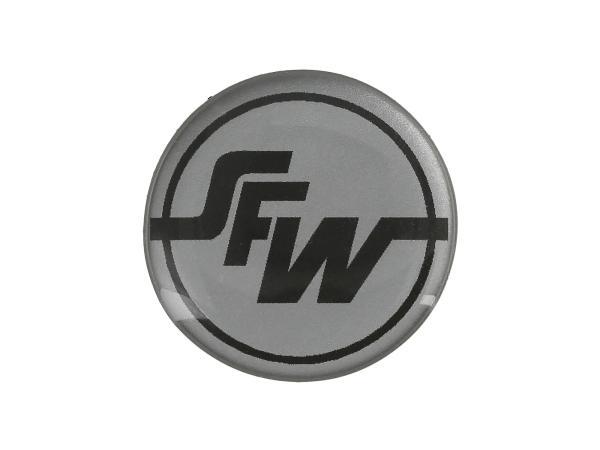 """10069671 Klebefolie - Logo """"SFW"""" für Bremssattel - Bild 1"""