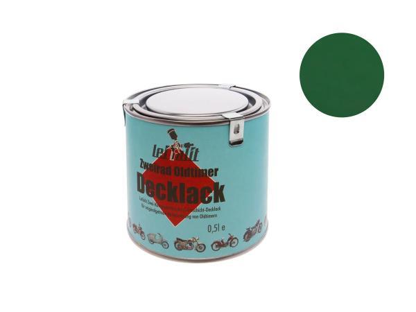 10016676 Lackfarbe 2K Leifalit Billardgrün - 500ml - Bild 1