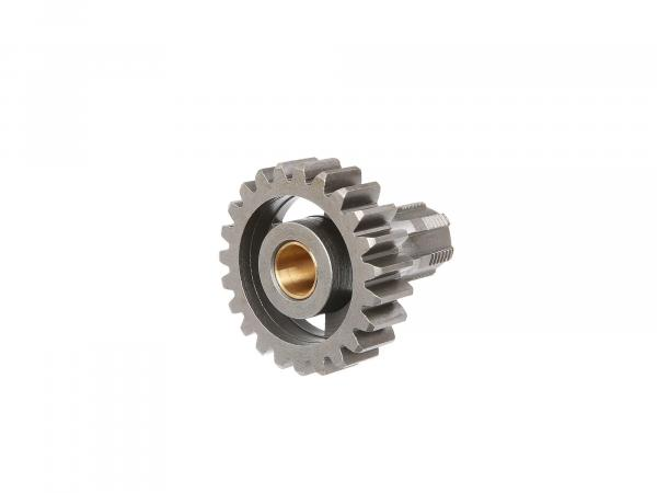 Shaft wheel with bush (23 teeth) - for MZ ETZ125, ETZ150