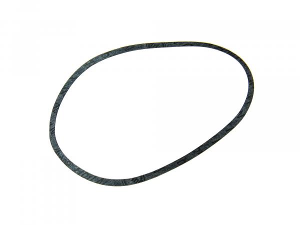 Gasket for clutch cover - Simson Motor Soemtron Rh50 (Brand: PLASTANZA/Material: ABIL)