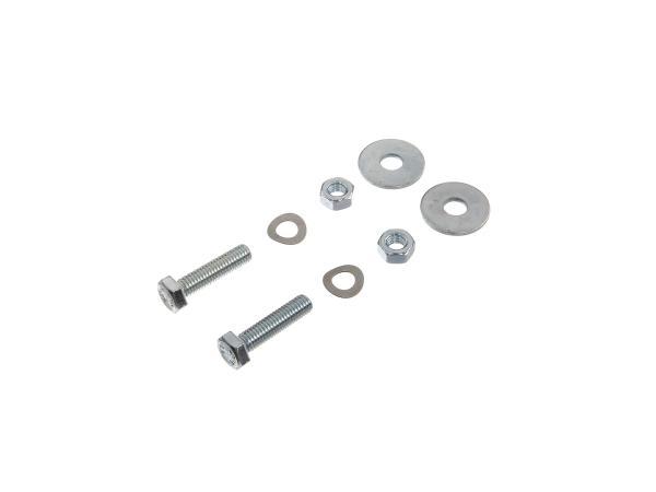 Set: Sechskantschrauben für Tank/Kraftstoffbehälter Schwalbe KR51/1, KR51/2