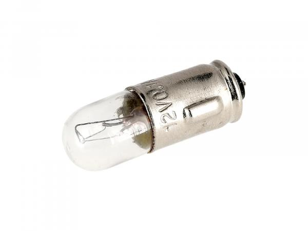 Ball lamp 12V 1,2W BA7s, dimension: 7x20mm (with conversion to VAPE 12V)