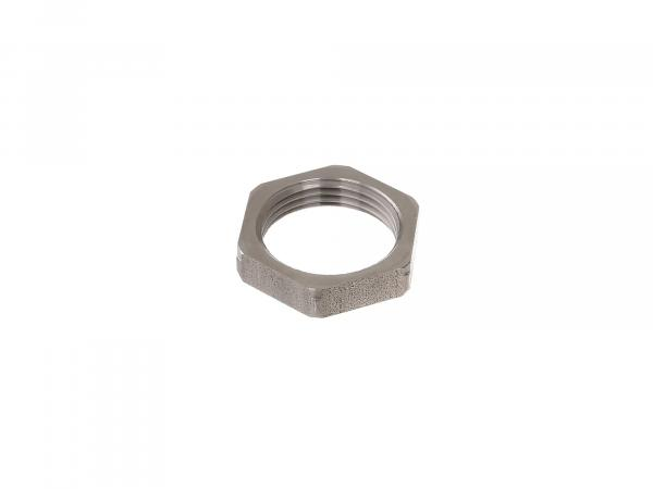 Nut for head tube M30x2,0 on clamping head - stainless steel - ETZ, TS