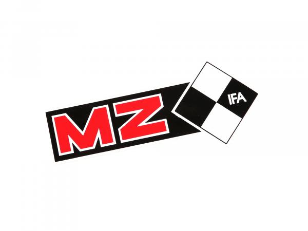 10055993 Schriftzug (Folie) MZ IFA rechte Seite* - Bild 1