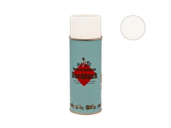Spraydose Leifalit Decklack Togaweiss - 400ml