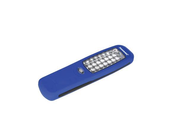 LED-Taschenlampe, magnetisch, Länge 210mm