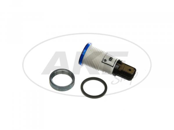 Control lamp blue - High beam indicator - Signal lamp