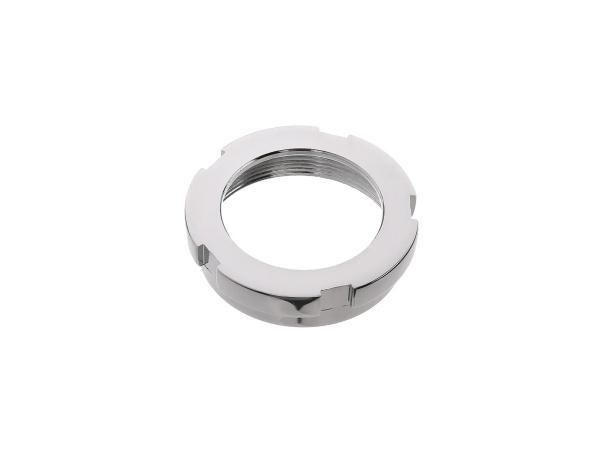 Union nut, chrome plated, 1st quality - BK350