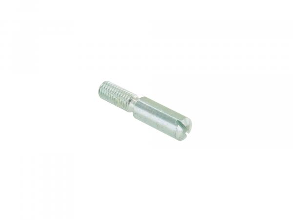 Fixing screw long, 6x30, thread M5, for lever on handlebar - Simson S51, Schwalbe KR51, SR4