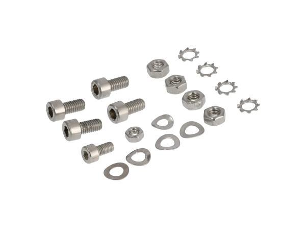 ST10001230 Stückliste - Set: Zylinderschauben, Innensechskant in Edelstahl für Rahmen SR50, SR80 - Bild 1