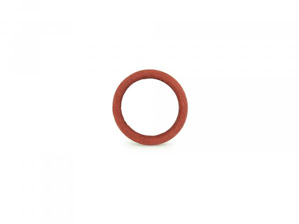 Sealing ring Ø12x16x1,5 (Fiber) DIN 7603 for carburetor Simson SR2, SR4-1 Spatz