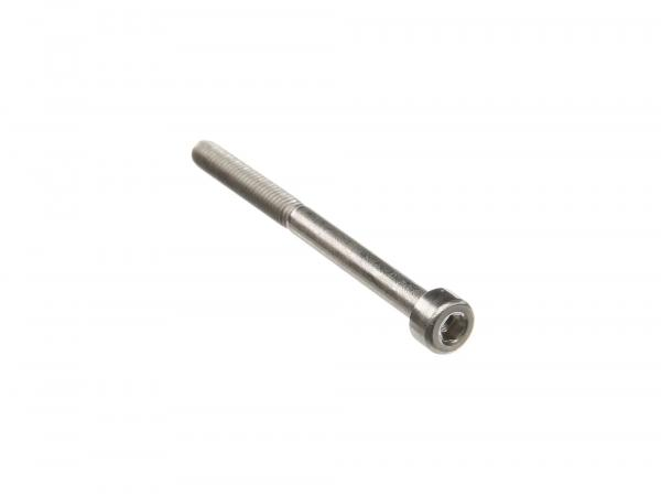 Zylinderschraube Innensechskant, in Edelstahl M4x50 - DIN912